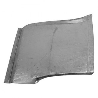Goodmark® - Passenger Side Lower Quarter Panel Patch Front Section