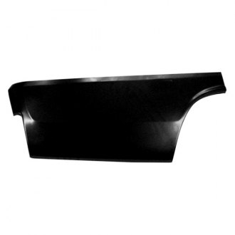 Goodmark® - Passenger Side Lower Quarter Panel Patch Rear Section