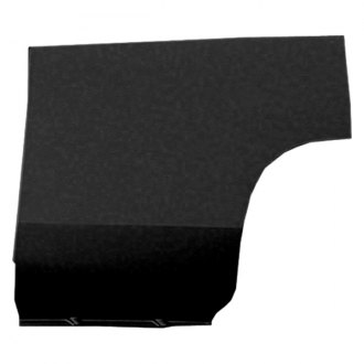 Goodmark® - Driver Side Quarter Panel Front Half Patch