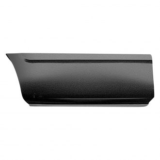 Goodmark® - Passenger Side Lower Bed Panel Patch Front Section