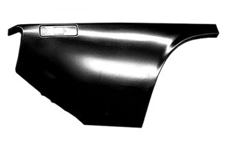 Goodmark® GMK242269072R - Lower Passenger Side Quarter Panel