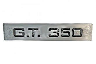Goodmark® - Rear Tail Panel Emblem