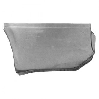 Goodmark® - Lower Quarter Panel Patch Rear Section