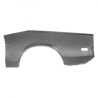 1971 Ford Mustang Replacement Quarter Panels - CARiD com