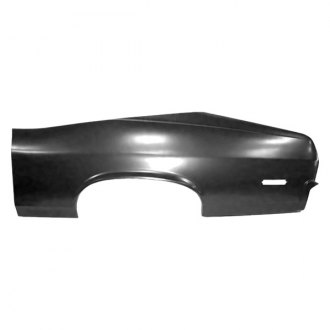 Goodmark® - Driver Side Quarter Panel Skin