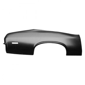 Goodmark® - Passenger Side Quarter Panel Skin