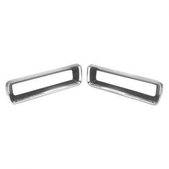 Goodmark® - Trunk and Tailgate Bezels