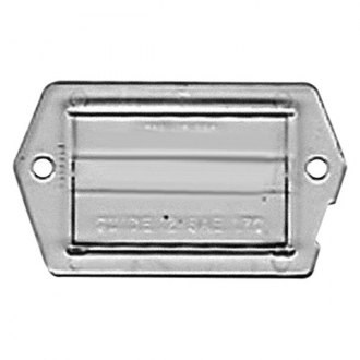 Goodmark® - License Plate Light Lens