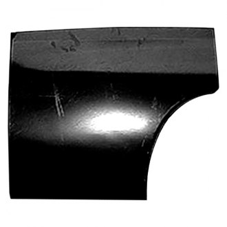 Goodmark® - Quarter Panel Patch Front Section