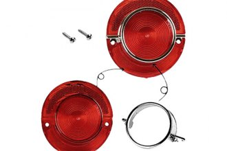 Goodmark® - Tail Light Lens