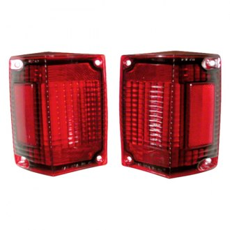 Goodmark® - Replacement Tail Light Lens Set
