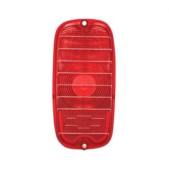 Goodmark® - Replacement Tail Light Lens