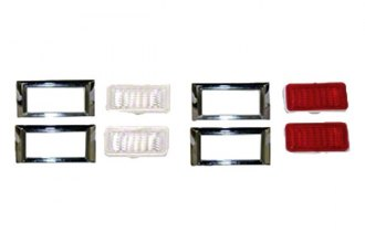 Goodmark® - Front Marker Light Set