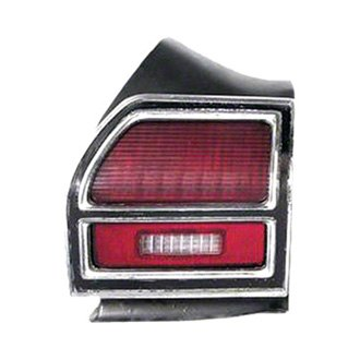 Goodmark® - Driver Side Replacement Tail Light