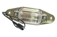 Goodmark® - Rear License Plate Light