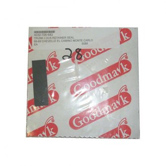 Goodmark® - Trunk and Tailgate Seals