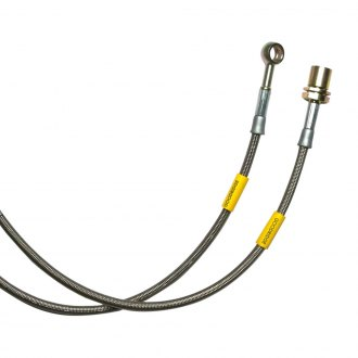 Goodridge® - Stainless Steel Brake Line Kit