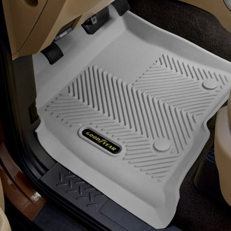 Goodyear® - 1st Row Gray Floor Liners