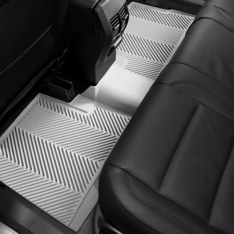 Goodyear® - 2nd Row Gray Floor Liners