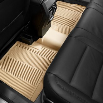 Goodyear® - 2nd Row Tan Floor Liners