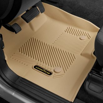 Goodyear® - 1st Row Tan Floor Liners