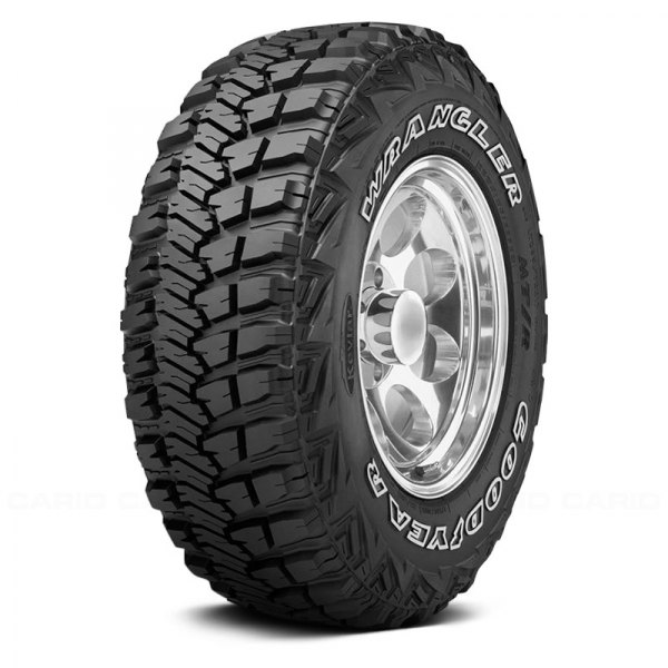 GOODYEAR® - WRANGLER MT/R WITH KEVLAR