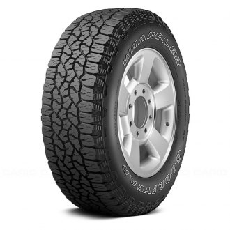 GOODYEAR® - WRANGLER TRAILRUNNER AT WITH OUTLINED WHITE LETTERING