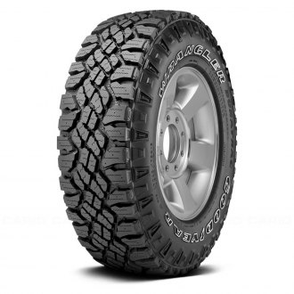 GOODYEAR® - WRANGLER DURATRAC WITH OUTLINED WHITE LETTERING
