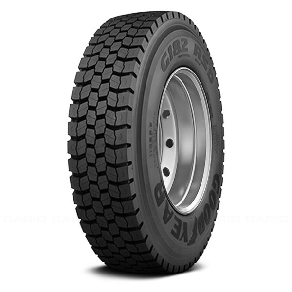 Commercial Tire Sizes >> GOODYEAR® G182 RSD Tires