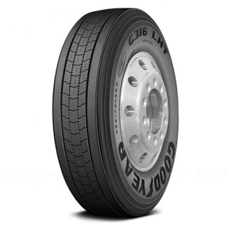 GOODYEAR® - G316 LHT DURASEAL PLUS FUEL MAX