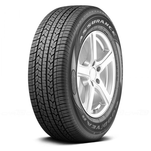 GOODYEAR® - ASSURANCE CS FUEL MAX Tire Protector Close-Up