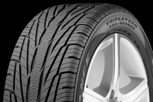 GOODYEAR® - ASSURANCE TRIPLETRED Tire Protector Close-Up