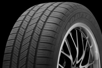 GOODYEAR® - Eagle LS-2 ROF Tire Protector Close-Up