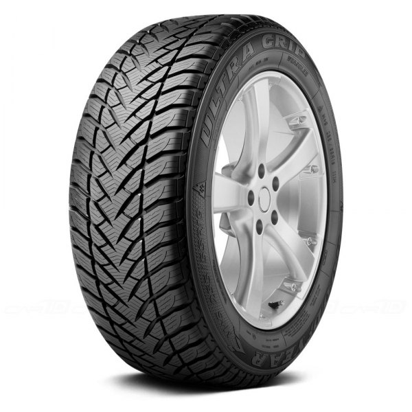 GOODYEAR® - EAGLE ULTRA GRIP GW-3 Tire Protector Close-Up