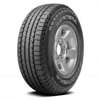 GOODYEAR® - FORTERA HL WITH OUTLINED WHITE LETTERING