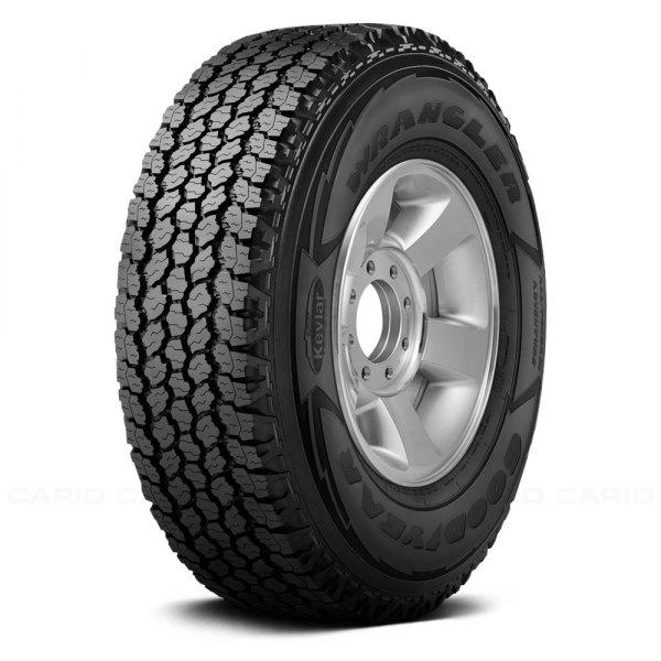 goodyear wrangler adventure with kevlar tires. Black Bedroom Furniture Sets. Home Design Ideas