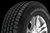 GOODYEAR® - WRANGLER ARMORTRAC Tire Protector Close-Up