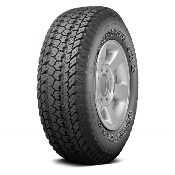 GOODYEAR® - WRANGLER AT/S Tire Protector Close-Up