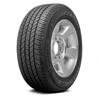 GOODYEAR® - WRANGLER FORTITUDE HT LT WITH OUTLINED WHITE LETTERING