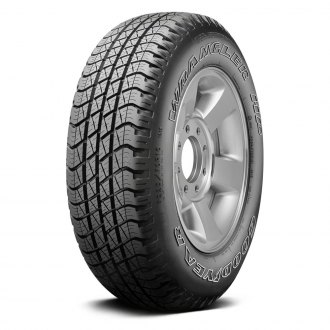 GOODYEAR® - WRANGLER HP Tire Protector Close-Up