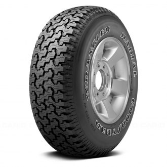 GOODYEAR® - WRANGLER RADIAL Tire Protector Close-Up