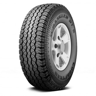 GOODYEAR® - WRANGLER RT/S Tire Protector Close-Up