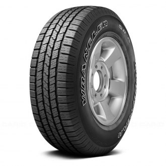 GOODYEAR® - WRANGLER SR-A WITH OUTLINED WHITE LETTERING