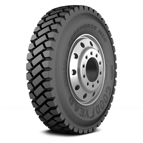 Commercial Tire Sizes >> GOODYEAR® WORKHORSE MSD Tires