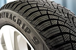 GOODYEAR® - Tires Ultragrip 9