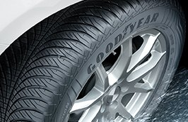 GOODYEAR® - Tires Vector 4 Seasons Peugeot 2008
