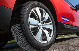 GOODYEAR® - Tires Vector 4 Seasons