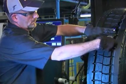 GOODYEAR® Manufacturing Process