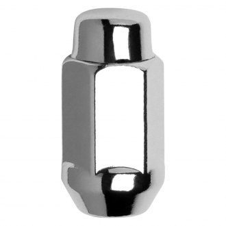 Gorilla® - Chrome Cone Seat Acorn Extra Long Heat Treated Lug Nuts