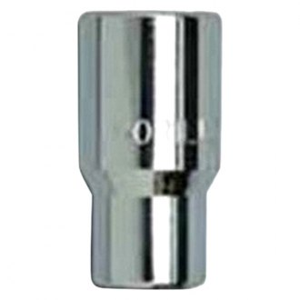 Gorilla Automotive® - Chrome Hex Socket Open End E-T/Ultra Seat Wheel Lug Nut